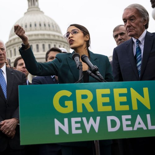 "L'illusione riformista del ""Green New Deal"""