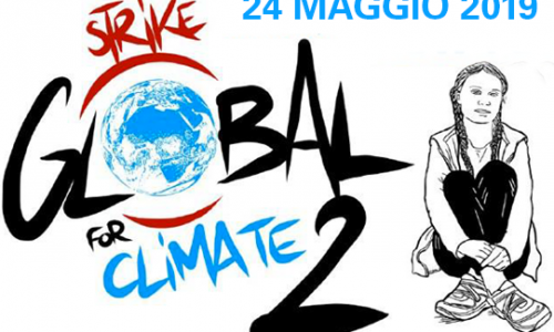 24/05: Global Strike!  Le sfide dei Fridays for Future