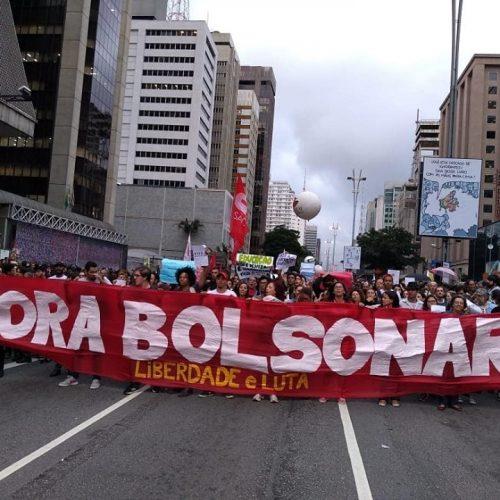 Brasile – Uno tsunami contro i tagli all'istruzione, il governo Bolsonaro può essere cacciato!