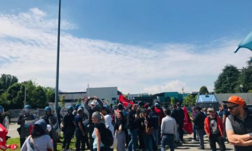 Italpizza Modena – Non un passo indietro! La Cgil rilanci la lotta!