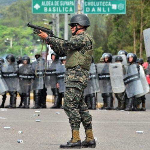Solidarietà internazionale con l'Honduras – Sciopero generale contro JOH e il sistema capitalista!!
