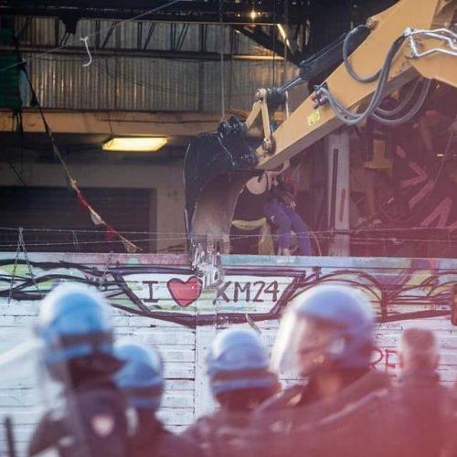XM24, Bologna: sgombero democratico, identico risultato!