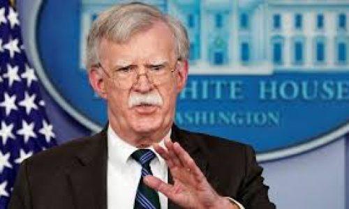 """USA: John Bolton, o """"ecco un altro che se ne va"""""""