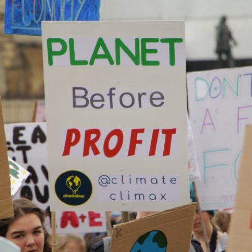 Dichiarazione della Tmi: per un cambiamento rivoluzionario, contro il cambiamento climatico!