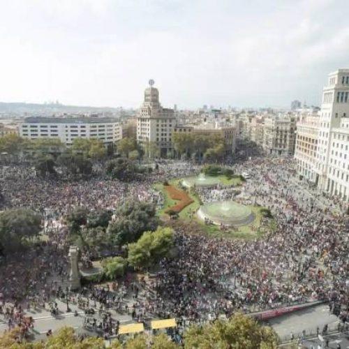 Catalogna – La frusta della reazione fa ripartire le proteste repubblicane