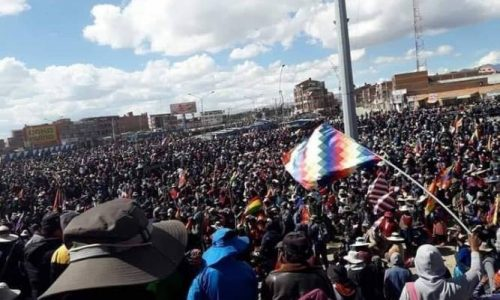 Bolivia – Prospettive di resistenza al golpe