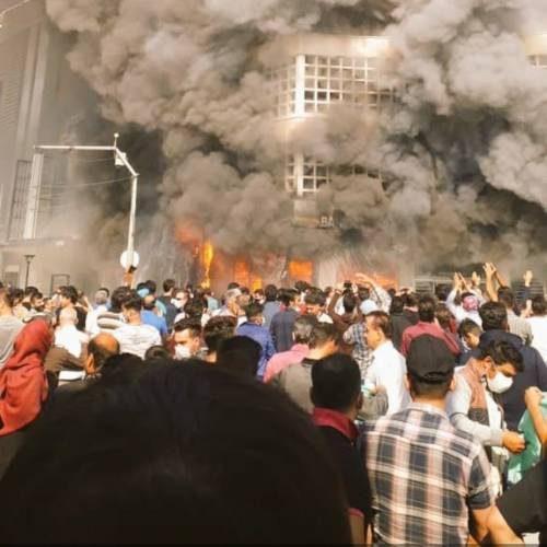 Iran: la rivolta dei diseredati