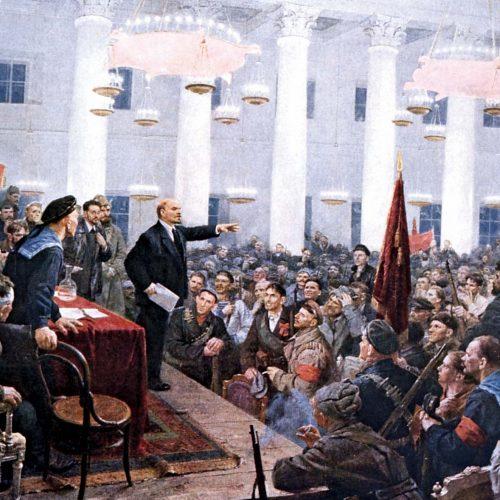 102° anniversario della Rivoluzione russa – L'Ottobre fu un colpo di stato?