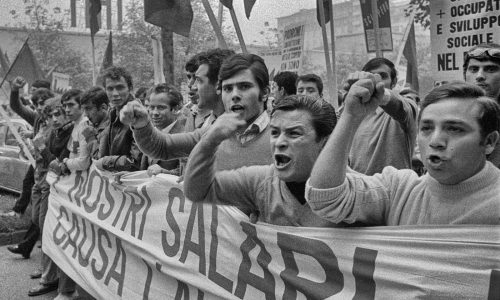 1969 – Studenti e operai nell'Autunno caldo