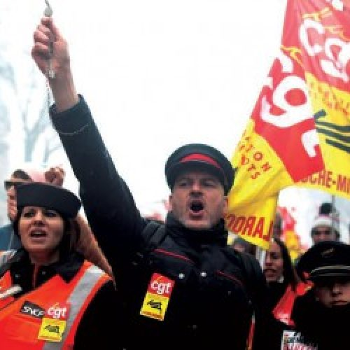 Francia – Le condizioni per la vittoria del movimento di scioperi