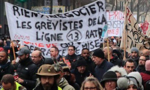 Francia – Tutte le sfide per il movimento contro la riforma delle pensioni