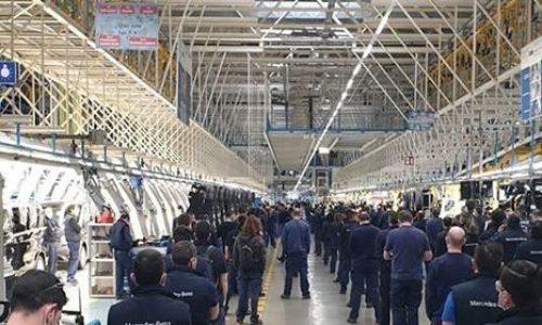 SPAGNA – Coronavirus: migliaia di lavoratori si mobilitano e fermano la produzione contro le condizioni di lavoro insicure