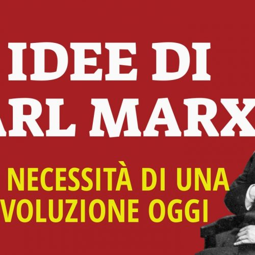 """Il video del Gruppo di studio marxista su """"Le idee di Karl Marx"""""""