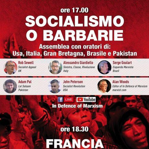 Primo maggio con la Tendenza marxista internazionale