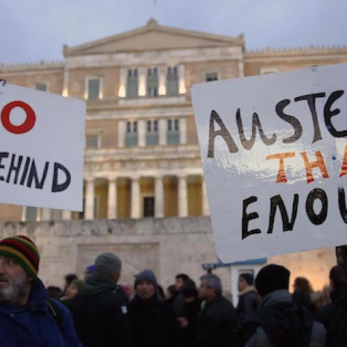 La lezione greca: il fallimento del riformismo
