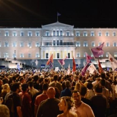 3,5 milioni di NO – Contro l'austerità e il capitalismo