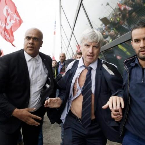 Air France – Nessuna persecuzione contro i lavoratori! Mobilitiamoci!