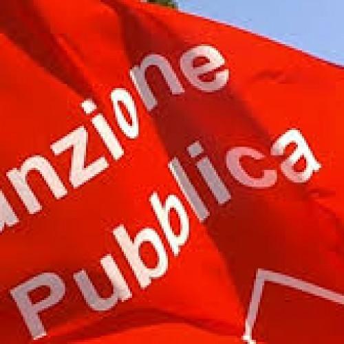 Funzione pubblica – È ora di fare sul serio!