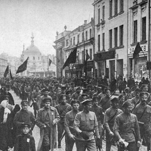 A 98 anni dalla rivoluzione d'Ottobre