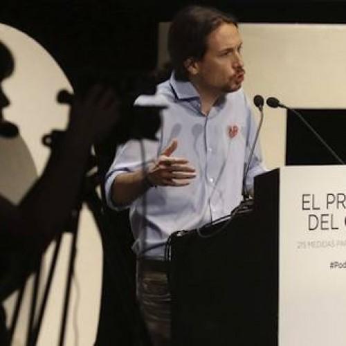 Il programma elettorale di Podemos: si può realizzare solo con una politica socialista