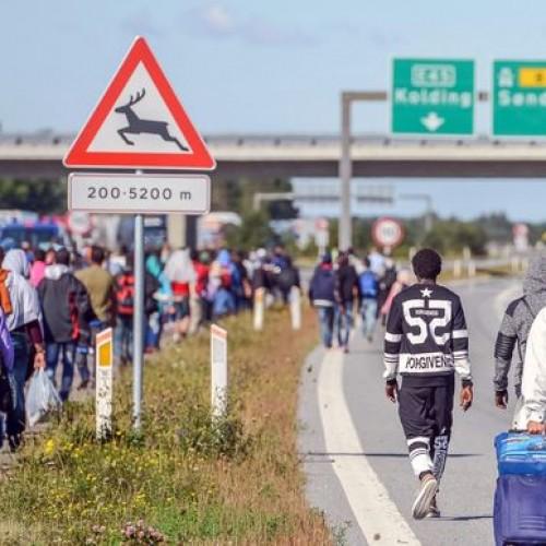 Danimarca – Controlli alle fronterie e tendopoli per i profughi, i sintomi di un sistema in crisi