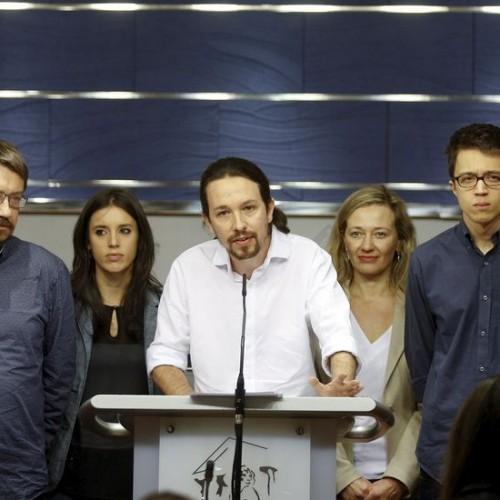 La proposta di Podemos di un governo di coalizione smaschera le reali intenzioni della classe dominante