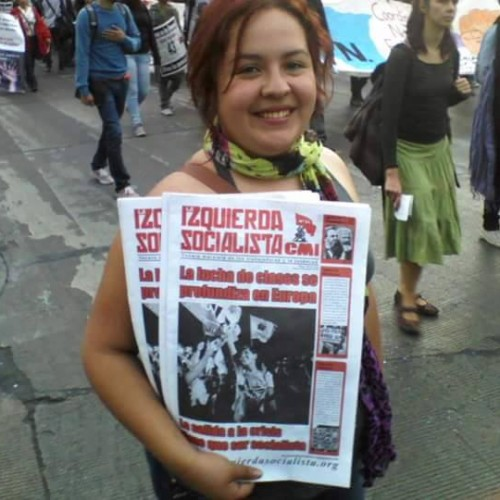 Messico – Solidarietà a Fanny Arriaga!