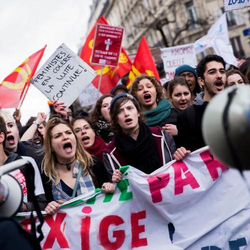 Francia: no alla El Khomri, è solo l'inizio!