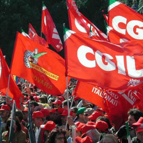 La discussione nella sinistra Cgil
