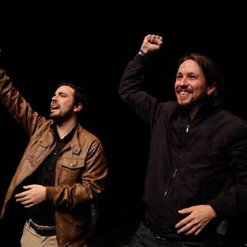 Spagna – L'accordo elettorale tra Podemos e IU scatena l'entusiasmo popolare e provoca il panico del regime
