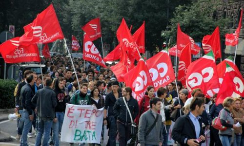 Da dove ripartire – Sulla crisi dell'area di opposizione in Cgil