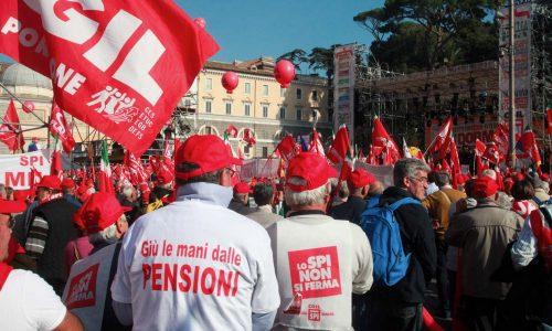 Pensioni, legge di bilancio e contratti: cosa aspettiamo a lottare?
