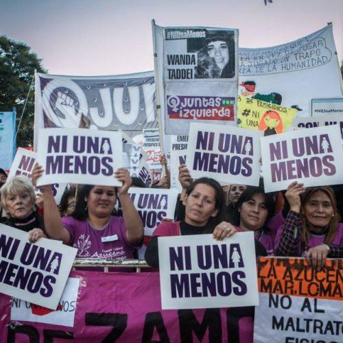 """26 Novembre tutti a Roma per gridare  """"Ni una menos!"""""""