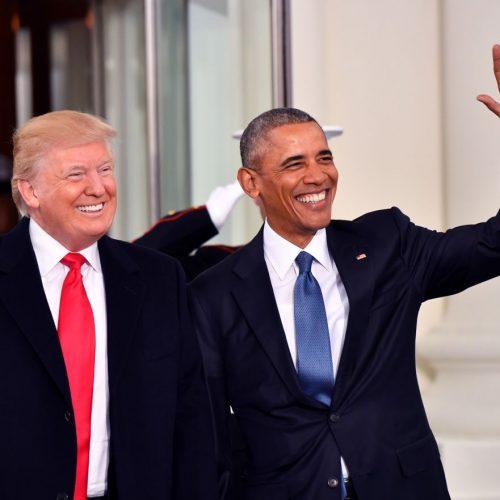 L'insediamento di Trump – Una volgare dimostrazione del declino e della disperazione del capitalismo