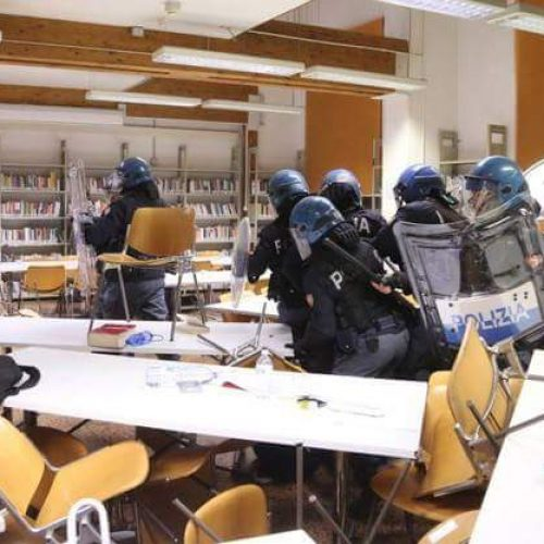 Bologna si mobilita: chiediamo servizi, ci danno repressione