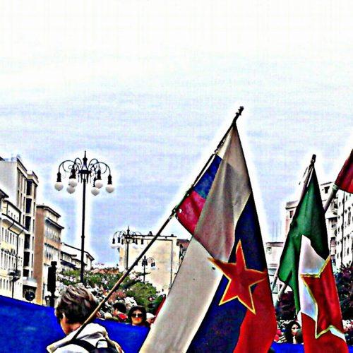 Trieste – No al divieto dei simboli partigiani il Primo maggio!