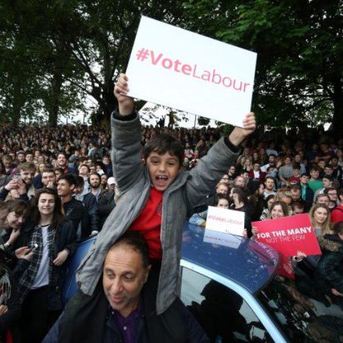 La sorpresa Corbyn irrompe nella campagna elettorale