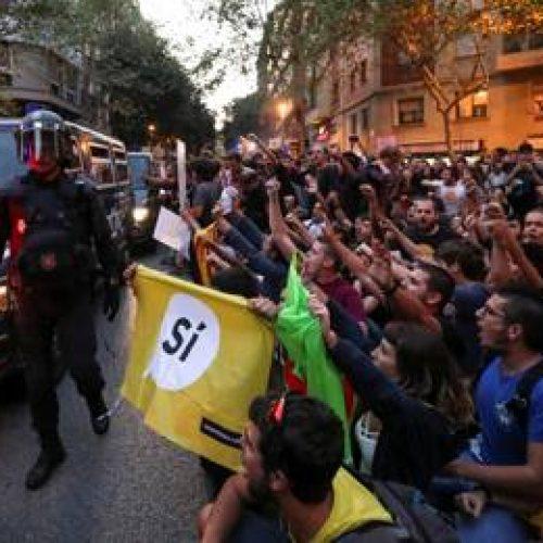 Catalogna in rivolta!