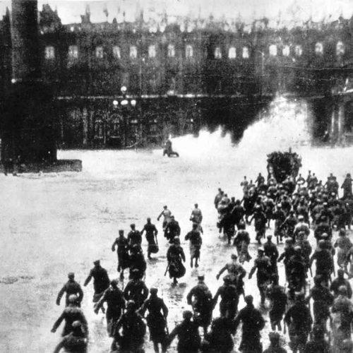 Ottobre 1917 – Nascita del potere sovietico