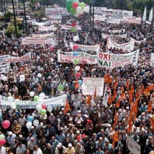 Il governo Tsipras, un governo contro i lavoratori