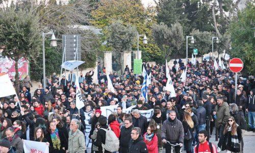Salento: ancora repressione contro i No-Tap