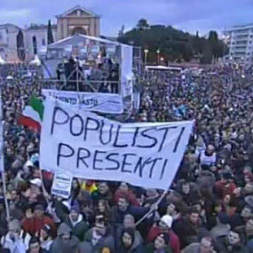 Innamoramenti populisti della sinistra radicale