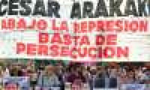 Argentina – Basta con la repressione di Macri contro gli attivisti di sinistra!