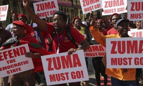 Sud Africa: la caotica fine di Jacob Zuma