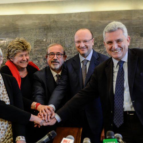 Cgil, Cisl e Uil firmano con Confindustria un nuovo patto sulla testa dei lavoratori