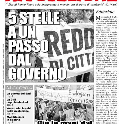 Rivoluzione n° 41
