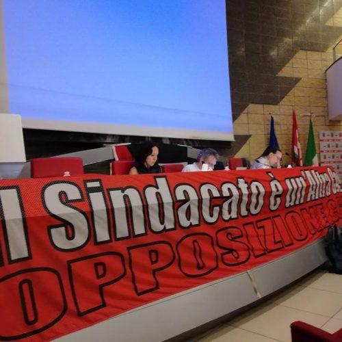 """XVIII Congresso della Cgil – Sostieni il documento """"Riconquistiamo tutto""""!"""