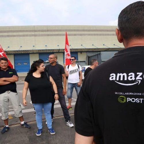 Accordo Amazon –  La lotta non è in saldo!