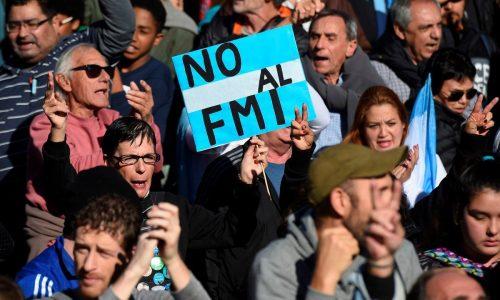 Argentina – Via Macri e il Fondo monetario internazionale!