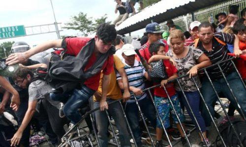 Solidarietà internazionalista alla carovana migrante centroamericana